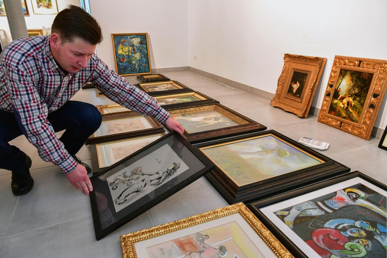 Der Sammler, Marc-Oliver Boger, Kujau Kabinett
